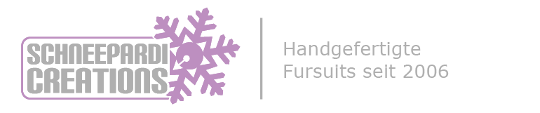 Schneepardi Creations – Fursuits Made in Germany Logo